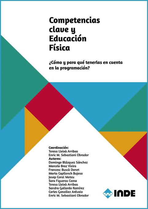 EDITORIAL INDE - Competencias clave y Educación Física